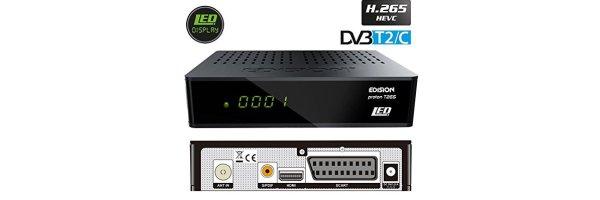 DVB-T / T2 Receiver
