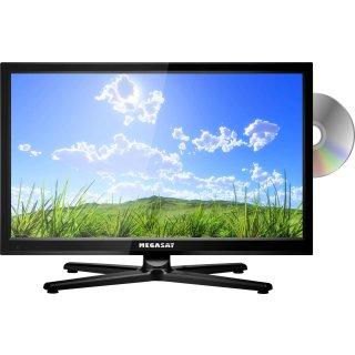 "Megasat Royal Line II 19 LED TV 18,5"""" (47cm), Triple-Tuner, DVD, HD-ready"
