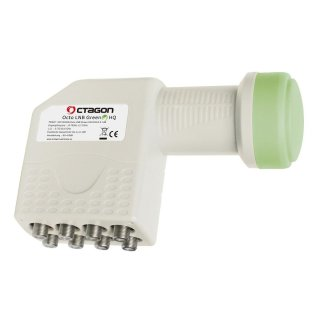 Octagon Green Octo HQ OOLG LNB HD 0.1 dB HD 3D Ready