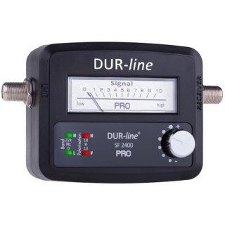 Dur-Line Sat Satfinder SF 2400 Pro Analog HDTV Satfinder Satelliten Finder