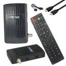 MK Digital HD-62se Mini 1080p FULL HD Sat Receiver HDMI,...