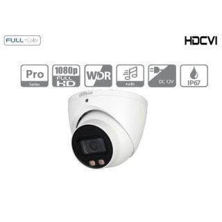 Dahua Überwachungskamera - HAC-HDW2249TP-A-LED-0360B - HDCVI - Eyeball