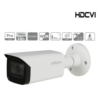 Dahua Überwachungskamera - HAC-HFW2241TP-Z-A-DP - HDCVI - Bullet