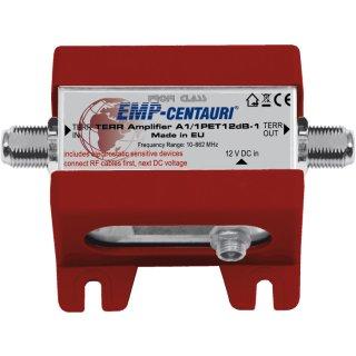 EMP Centauri A1/1PET12dB-1 (P.180-M V1) - BK / DVB-T Verstärker