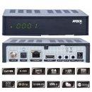 Apebox S2 Full HD 1080p H.265 Sat Receiver, LAN,...