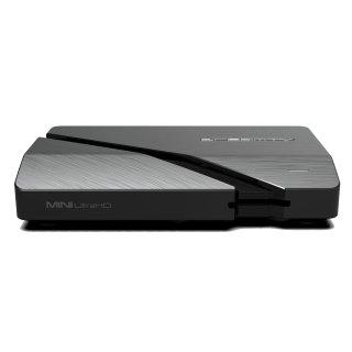 DreamTV Mini Ultra HD Android 9.0 IPTV Streamer Dual Wlan Bluetooth Smart TV Box