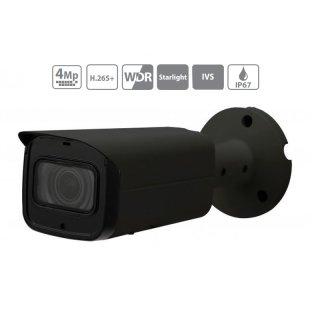 Dahua Schwarze Überwachungskamera - IPC-HFW2431TP-ZS-S2-B - IP - Bullet