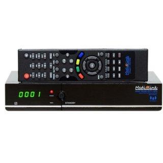 MEDIALINK SMART HOME ML4100 HYBRID COMBO DVB-C/T2 1 CARD IPTV