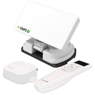 Selfsat SNIPE 4 - Single - Mit Bluetooth Fernbedienung und iOS / Android Steuerung