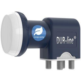 DUR-line Blue ECO Quad - LNB für  4 Teilnehmer