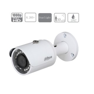 Dahua Überwachungskamera - IPC-HFW1231SP-0360B - IP - Bullet
