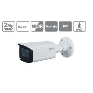 Dahua Überwachungskamera - IPC-HFW2231TP-ZS-S2 - IP - Bullet