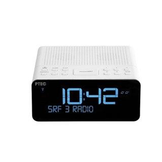 Atemio PTEC Tamaro Digital-Radio, Bluetooth-Speaker und Wecker