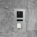 BALTER ERA Silber RFID 2-Draht BUS IP Türstation...