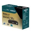 Humax Tivumax LT HD-3800S2 DVB-S2 Full HD Receiver mit...