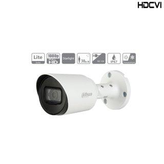 Dahua Überwachungskamera - HAC-HFW1230TP-0280B - HDCVI - Bullet