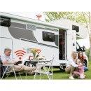 Kathrein CAR 150 WiFi Duo - Camping-Router für optimales WiFi rund um Ihr Wohnmobil