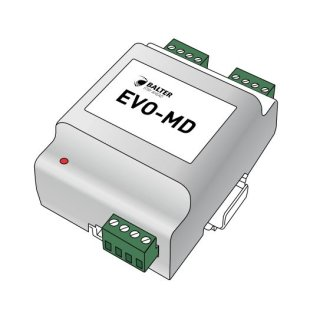 Balter EVO-MD Modul Anschluss für Video Türsprechanlage 3 bis 4 Türstationen