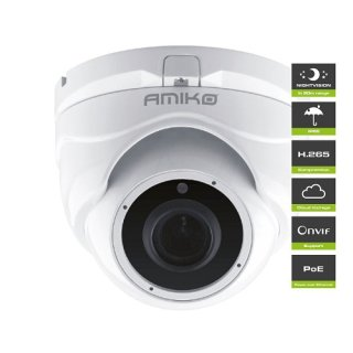 Amiko Home D20M4K POE - 8MP - 4K UHD