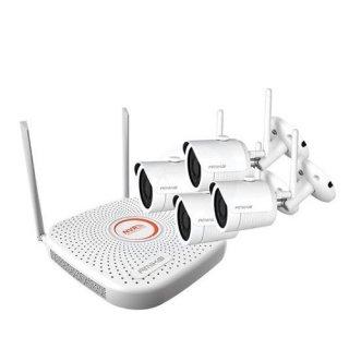Amiko Wireless WiFi KIT N4900 - 2MP - 4 x WiFi Kamera