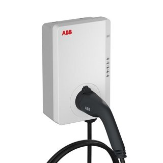 ABB AC Terra 22 KW, 5m Kabel, +RFID, +Leistung, +GSM/4G