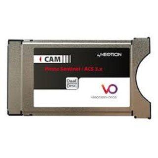 Neotion CW64 Viaccess CI Modul Secure CAM für Hotbird und Astra