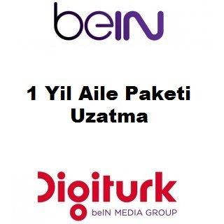 1 Yil Uzatma Digitürk Play IP Aile Standard IPTV mevcut üyeler icin (AYW)