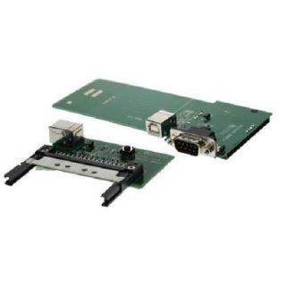 Programmer für Unicam Deltacam Giga Modul mit Nullmodem & USB Kabel