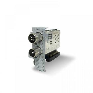 Protek 9910 LX / 9911 LX Hybrid DVB-C / T / T2 Plug & Play Tuner