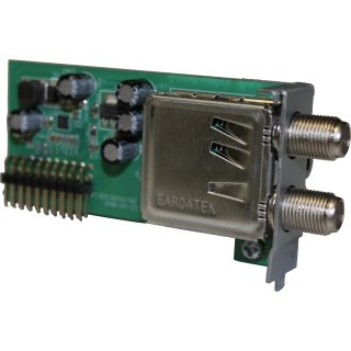 Sat Tuner für Mut@nt HD51 & AX 4K-Box HD51 DVB-S2 Single 4K HDTV Sat Plug&Play Tuner