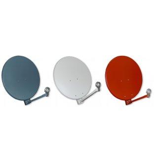 Gibertini Antenne 85 cm Premium XP Alu Offset Spiegel