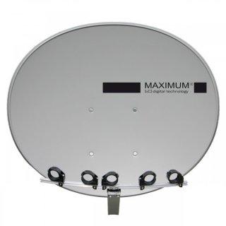 Maximum T-85 Sat Antenne Multifocus Stahl T85