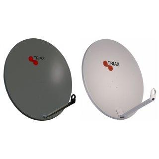 Triax 110 cm TDS-110 Sat Offset Stahl Antenne Spiegel