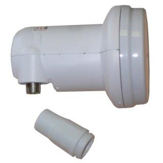 Universal Single LNB Bauckhage BW 40 S 40 mm feed
