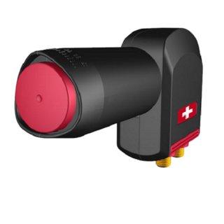 Twin LNB Opticum Red Rocket 0,1 dB HDTV Universald HD 3D Multifeed