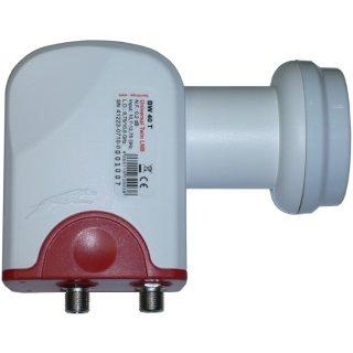 Universal Twin LNB Bauckhage BW 40 T 0,1 dB 40 mm