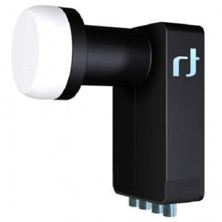 Quattro LNB Inverto Black Ultra HGLN Opp bis 72 dB High Gain