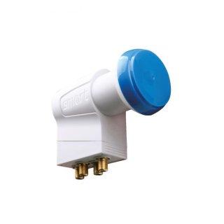 SMART Blue Cap BCQ Quattro LNB 0,1db