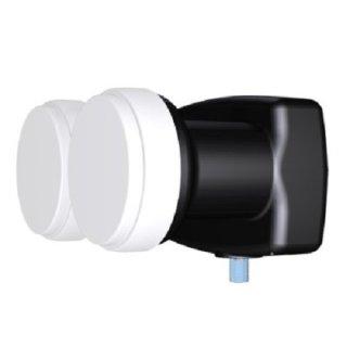 Monoblock Single LNB Inverto 6° Black Pro 0,2 dB Astra Hotbird