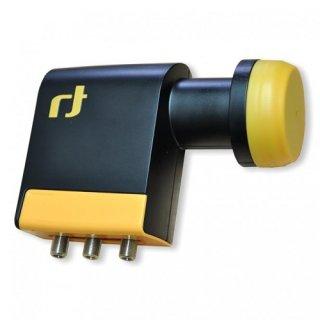 Inverto Black Unicable Quad LNB + 2 Legacy Ports 0,2 dB