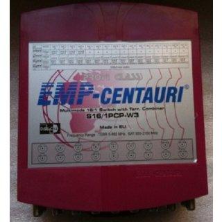EMP Centauri DiseqC Schalter 16 in 1 Profi-Line 16/1 + Terrestrisch