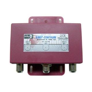 EMP Centauri DiseqC Schalter 2 in 1 Option Optionsschalter 2/1 P.162 IW-O