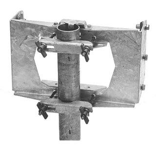 Kathrein ZAS 120 Azimut -/ Elevationshalterung geeignet für CAS 120