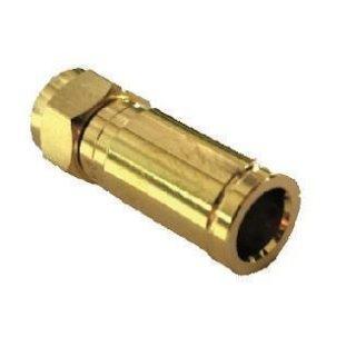 50 x F-Kompressionsstecker Kompressionstecker für Koaxkabel Ø 6,8 - 7,2mm