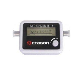 Octagon Satfinder SF-18 SAT-Finder Analog & Digital SAT