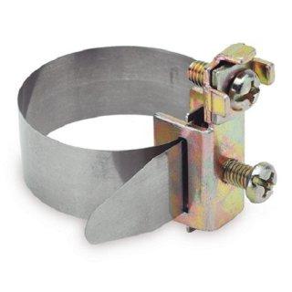 """Werit Band-Erdungsschelle für Rohre 10-114 mm 1/8-4"""""""
