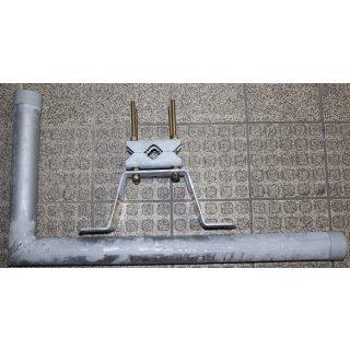 Werit Universal Wandhalter Deckenhalter mit Wandabstand 14 cm