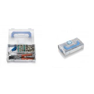 Wisi Kompression Set für Montagekoffer DX 01 Montage Koffer