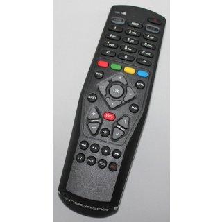 Fernbedienung für Dreambox 7020 HD RC-10 Schwarz 8000 800 500