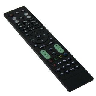 Fernbedienung für HD 2400 AX Quadbox HD2400 Groß mit Light Button